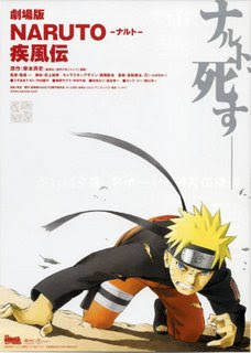 Naruto Shippuuden Filme 1: A Morte de Naruto Naruto+SHIPPUUDEN+Filme+1