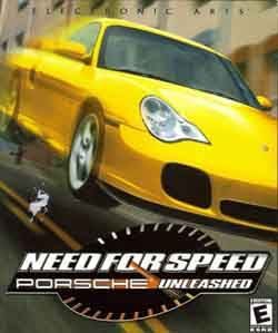 Racing Game Need for Speed : Porsche Unleashed