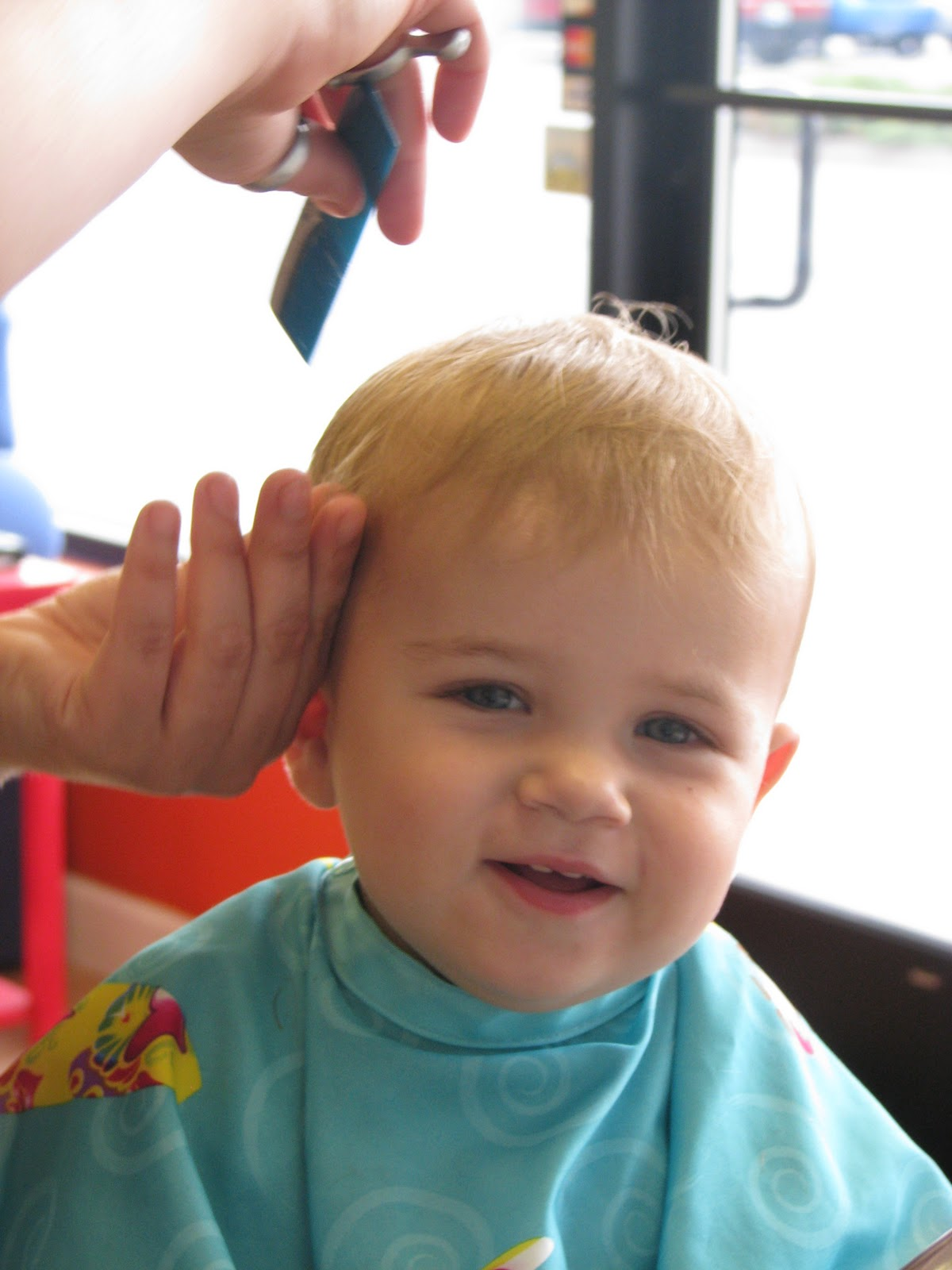 baby talk  paper  scissors