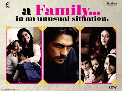 We Are Family (2010) - Arjun Rampal, Kajol, Kareena Kapoor.
