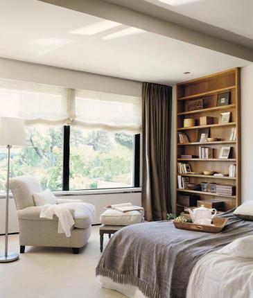 Decorando ambientes - Dormitorio con encanto ...