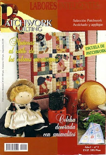 1 Patchwork Quilting Nro. 1