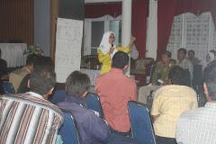 Suasana Workshop Pendidikan Pemilih