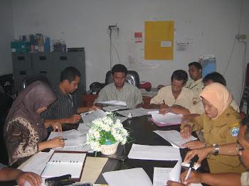 Rapat Evaluasi Program Triwulan