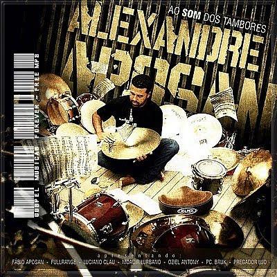 Alexandre Aposan  - Ao Som dos Tambores - 2009