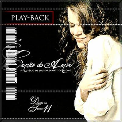 Igreja Batista da Lagoinha - Diante Do Trono 11 - A Canção do Amor - Playback - 2008