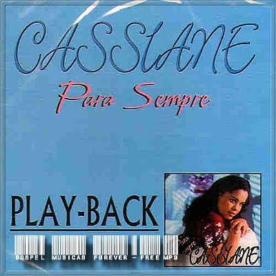 Cassiane - Para Sempre - Playback - 1998