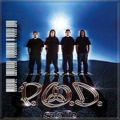 P.O.D. - Satellite - 2001