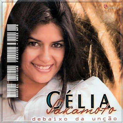 Célia Sakamoto - Debaixo da Tua Unção - 2002