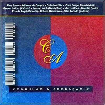 Comunhão e Adoração - Volume 2 - 1998