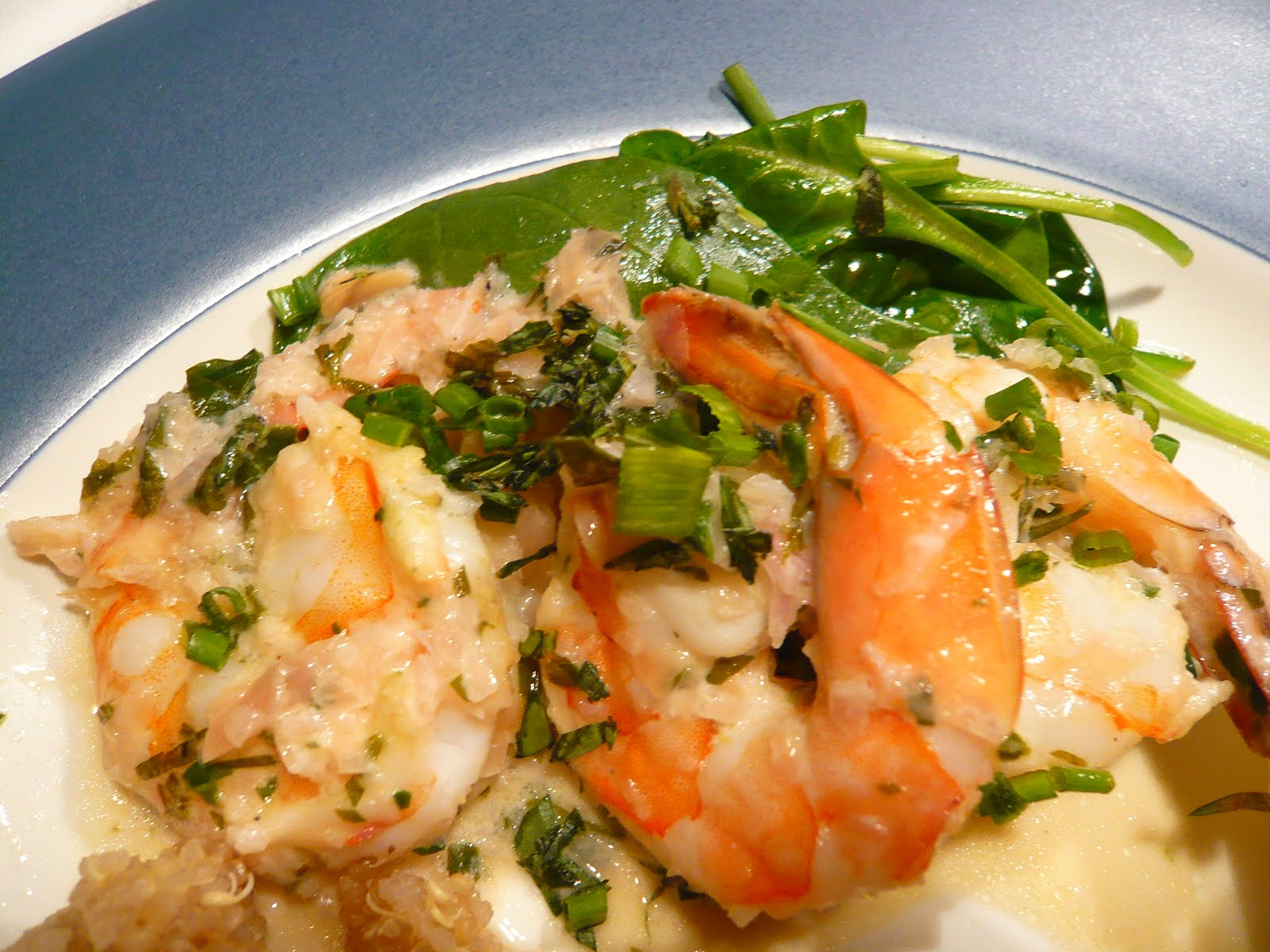 Shrimp With Tarragon And Yogurt Sauce Recipes — Dishmaps
