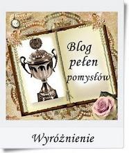 Wyróżnienie od nitkowej_czarownicy