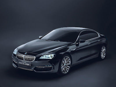 2010 Mobil BMW Gran Coupe Concept Car