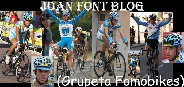 Joan Font (Grupeta FOMOBIKES)