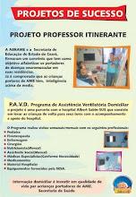 Projetos ABRAME em Fortaleza?