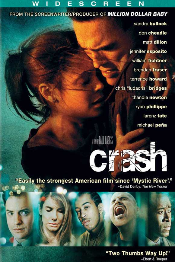 crash by paul haggis society As a fan of cinema, i was excited to do this project on what i had remembered as a touching portrait on racism in our modern society writer/director paul haggis.