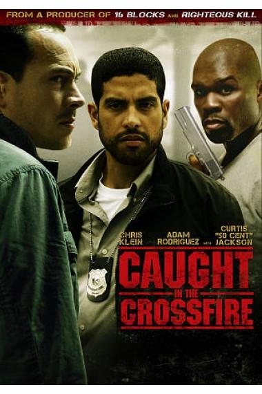 Caught In The Crossfire DVDRip Español Latino