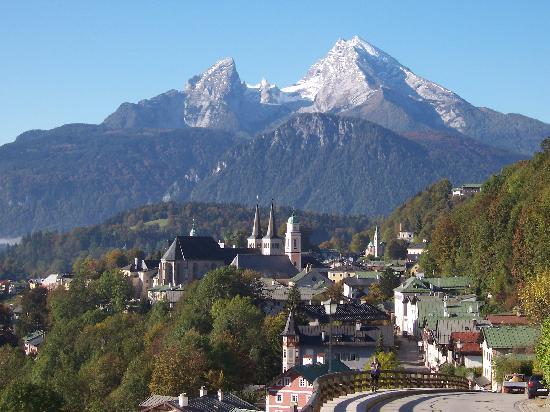 Berchtesgaden Germany  city photo : Destinos: Berchtesgaden