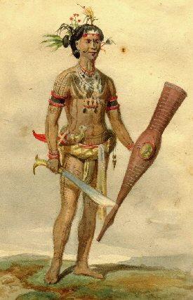 Karungut.com Cerita Suku Dayak