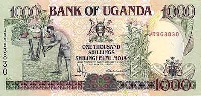 Current forex exchange rates in uganda