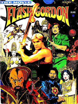 Flash+gordon+comic+book
