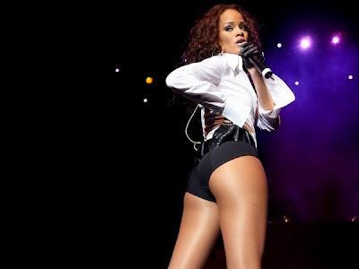 Rihannas sexy Hintern