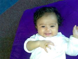 setahun lepas kawen i dapat baby....nur syafiqah darwisya....seronok anak sulung i