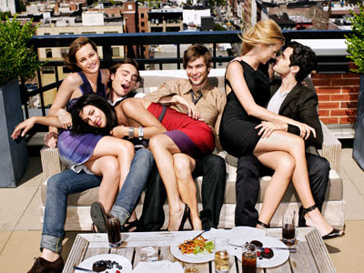 Fashion Girl Online Download on Movies Dublados  Gossip Girl   2   Temporada  Legendado