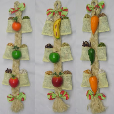 Mis creaciones adornos para la cocina for Adornos pared cocina