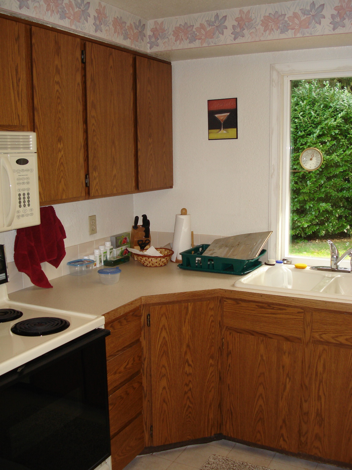 Christen Family Before And After Kitchen Remodel