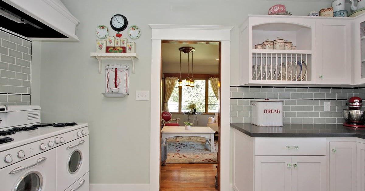 Retro modern kitchen - Modern vintage kitchen ...