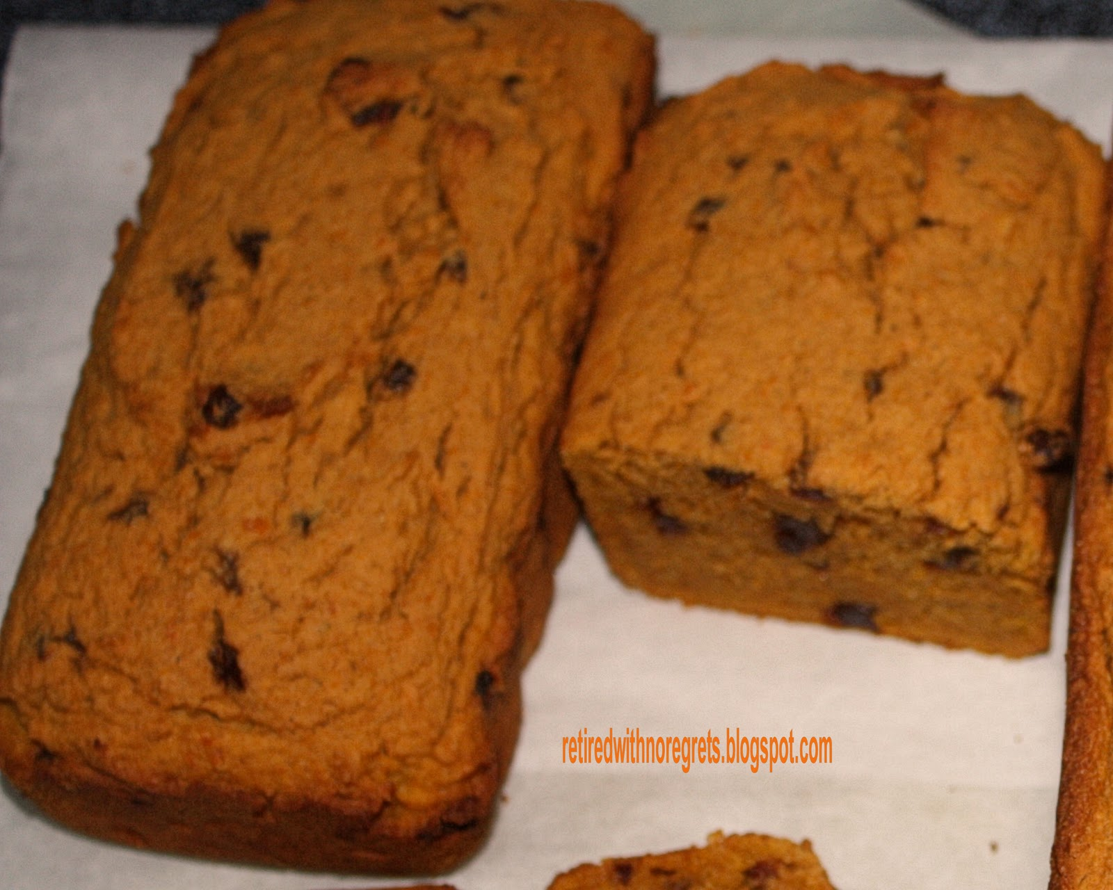 Sweet Potato Breakfast Bread Recipe — Dishmaps