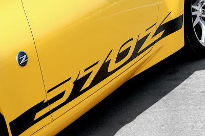 nissan 370Z GT Pack