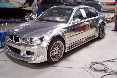 BMW M3 E46 Chrome photos