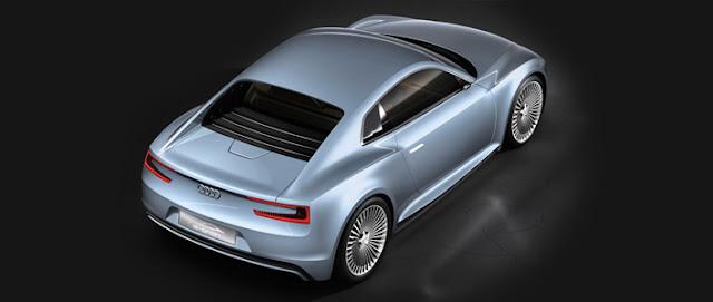 Concept Audi e-tron