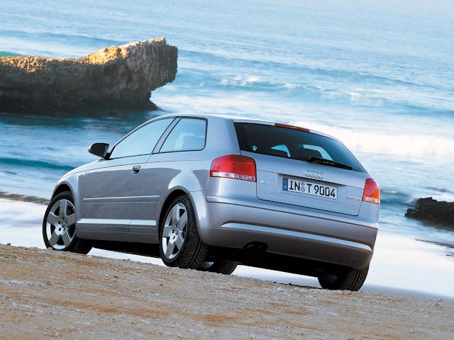 luxury Audi A3