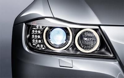 BMW Xenon headlights
