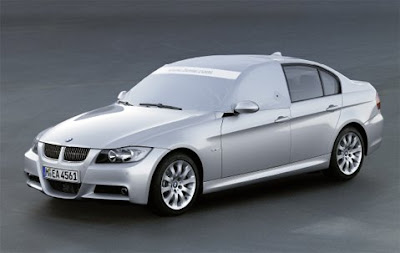 BMW Outdoor car cover WD