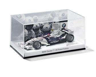 BMW Sauber F1 Race Car Nick Heidfeld miniature