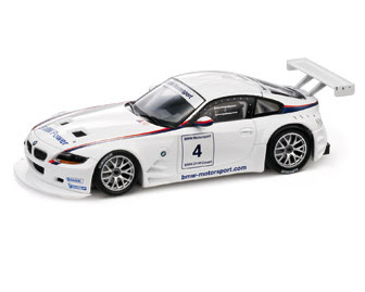 BMW Z4 Coupé Race Version miniature