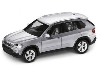 BMW X5 (E70) Titan Silver miniature