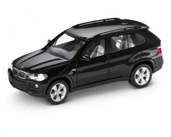 BMW X5 (E70) Black miniature