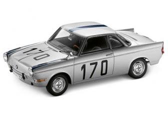 miniature BMW 700 Sport, Heinrich Eppelein