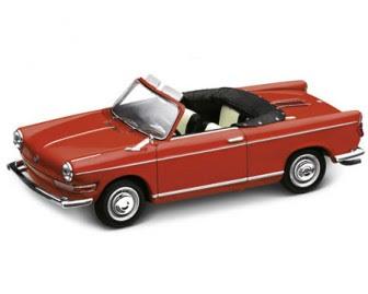 BMW 700 Cabrio miniature