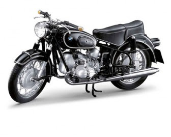 BMW Motorcycle R69 S