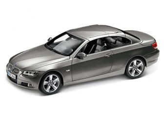 BMW E93 Grey Metallic miniature