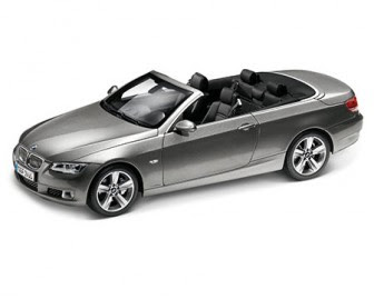 BMW 3 Convertible E93 miniature