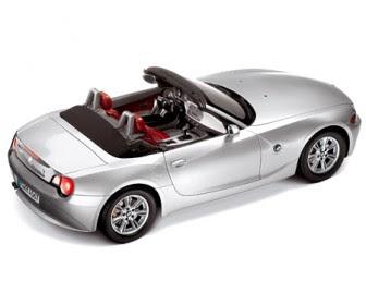 BMW Z4 Titanium Silver miniature