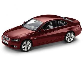 BMW E92 Carmine Red miniature
