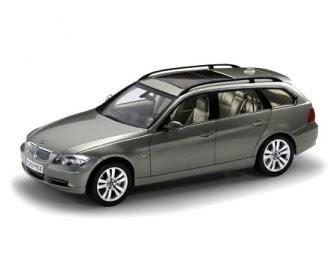 BMW E91 Arctic miniature